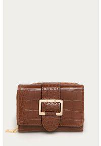 Brązowy portfel Answear Lab
