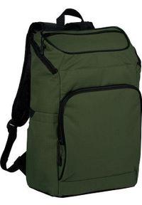 "Plecak Upominkarnia Plecak na laptop Manchester 15,6"" Zielony uniwersalny. Kolor: zielony"