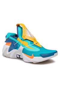 Zielone sneakersy Nike Huarache