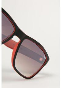 Uvex - Okulary przeciwsłoneczne LGL 39. Kształt: prostokątne. Kolor: czerwony