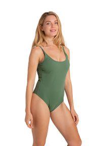 Dorina - Strój kąpielowy BILBAO. Kolor: zielony. Materiał: dzianina