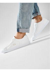 Lacoste Sneakersy Lerond 0921 2 Cma 7-41CMA005165T Biały. Kolor: biały #9