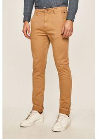 Pomarańczowe spodnie Blend