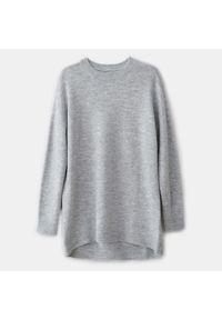 Szary sweter Mohito długi