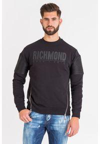 Bluza John Richmond z klasycznym kołnierzykiem, klasyczna