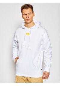 HUF Bluza KILL BILL Bride PF00403 Biały Regular Fit. Kolor: biały