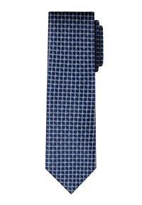 Vistula Krawat Benost XY1046 Granatowy. Kolor: niebieski