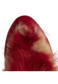 Czerwone botki Loriblu