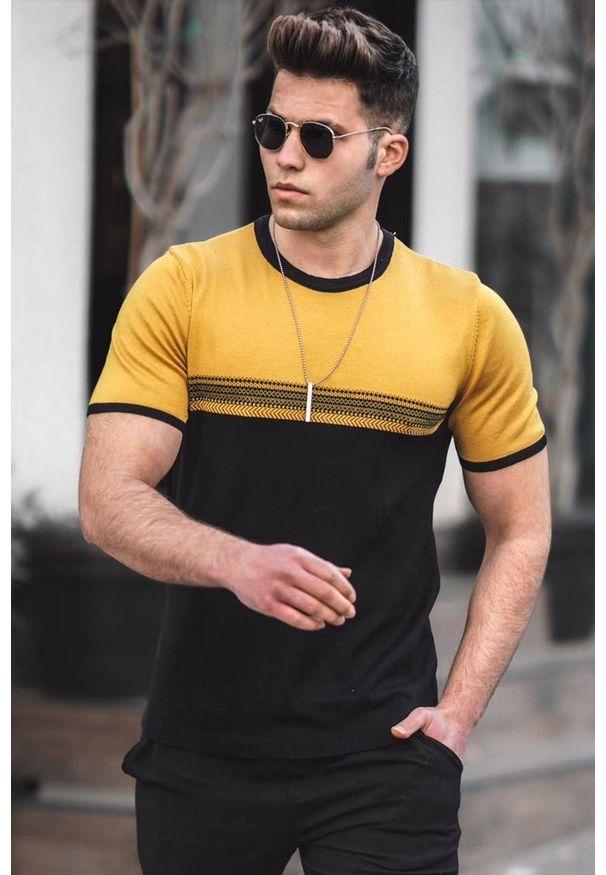 T-shirt IVET na co dzień, casualowy