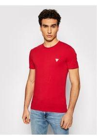 Guess T-Shirt Core M1RI24 J1311 Czerwony Super Slim Fit. Kolor: czerwony