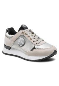 Colmar - Sneakersy COLMAR - Travis Punk 083 Gold. Kolor: złoty. Materiał: zamsz, materiał, skóra ekologiczna. Szerokość cholewki: normalna. Obcas: na płaskiej podeszwie