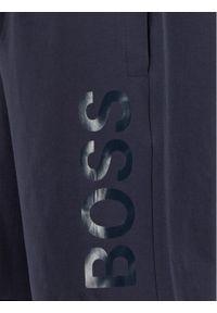 BOSS - Boss Szorty piżamowe Idenity 50449829 Granatowy Regular Fit. Kolor: niebieski #3