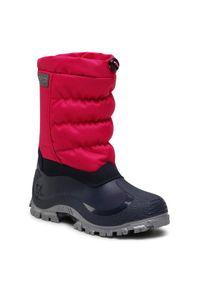 CMP Śniegowce Kids Hanki 2.0 30Q4704J Różowy. Kolor: różowy