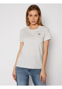 Levi's® T-Shirt The Perfect Tee 39185-0125 Szary Regular Fit. Kolor: szary