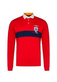 Koszulka polo La Martina z długim rękawem, polo, długa, sportowa