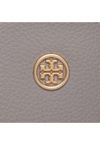 Brązowa torebka klasyczna Tory Burch klasyczna
