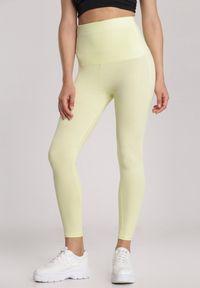 Żółte legginsy Renee
