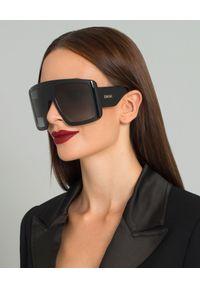 DIOR - Okulary DiorSoLight. Kolor: czarny