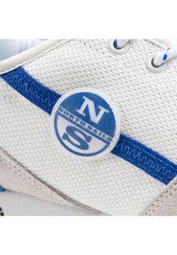 North Sails Sneakersy RH/01 Recy -052 Biały. Kolor: biały #6