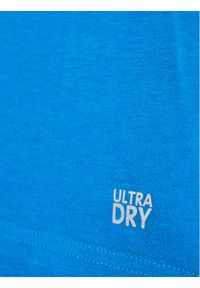 Lacoste T-Shirt TJ8811 Niebieski Regular Fit. Kolor: niebieski