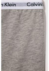 Biała piżama Calvin Klein Underwear z nadrukiem