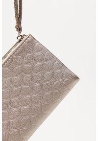 Srebrny portfel MOODO