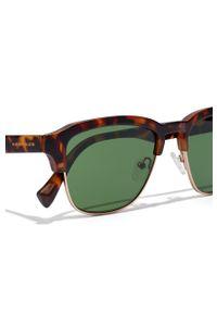 Hawkers - Okulary przeciwsłoneczne NEW CLASSIC - GREEN. Kolor: zielony