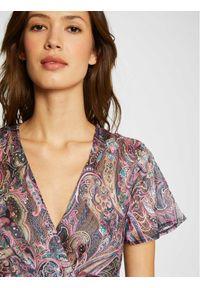 Morgan Sukienka letnia 201-RILE.P Kolorowy Regular Fit. Wzór: kolorowy. Sezon: lato