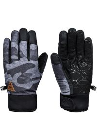 Quiksilver - QUIKSILVER Rękawice Method Glove KVJ9