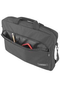 Czarna torba na laptopa NATEC biznesowa
