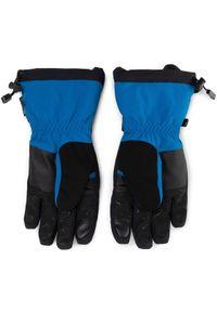 Czarna rękawiczka sportowa Spyder Gore-Tex, narciarska