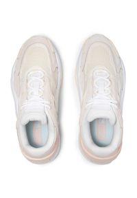 Sneakersy PUMA - Hedra Minimal Wn's 375119 01 Marshmallow/Cl Pink/Puma Wht. Okazja: na co dzień. Kolor: beżowy. Materiał: skóra, zamsz, materiał. Szerokość cholewki: normalna. Sezon: lato. Styl: casual