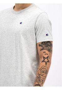 Champion T-Shirt 212974 Szary Regular Fit. Kolor: szary