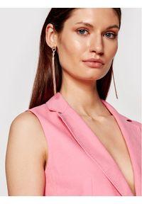 Różowa kamizelka Marella