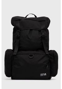 Adidas - adidas - Plecak. Kolor: czarny. Materiał: włókno, materiał