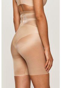 Kremowe majtki Spanx