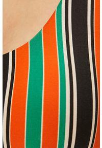Wielokolorowy strój kąpielowy dwuczęściowy Billabong z odpinanymi ramiączkami