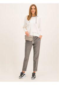 Szare spodnie materiałowe Laurèl