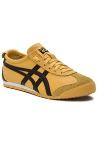 Żółte buty sportowe Onitsuka Tiger z cholewką