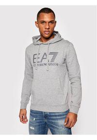 EA7 Emporio Armani Bluza 3KPM62 PJ05Z 3905 Szary Regular Fit. Kolor: szary
