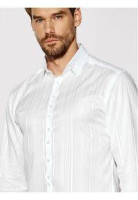 Rage Age Koszula Samson 1 Biały Regular Fit. Kolor: biały