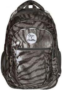 Plecak Chin&Chilla z motywem zwierzęcym