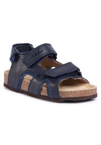 Niebieskie sandały Froddo na lato