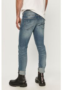 Niebieskie jeansy Tom Tailor