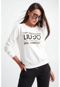 Liu Jo Sport - BLUZA LIU JO SPORT. Długość: długie. Wzór: kolorowy, paski, moro. Styl: sportowy