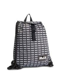 Czarny plecak MCQ Alexander McQueen