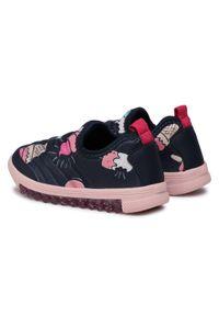 Bibi - Sneakersy BIBI - Roller New 679568 Naval/Ice Cream. Okazja: na uczelnię, na spacer. Zapięcie: bez zapięcia. Kolor: niebieski. Materiał: skóra, materiał. Szerokość cholewki: normalna