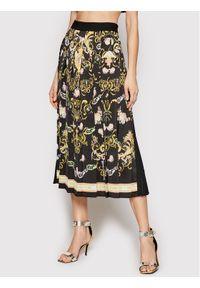 Czarna spódnica Versace Jeans Couture
