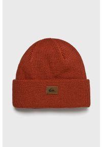 Brązowa czapka Quiksilver