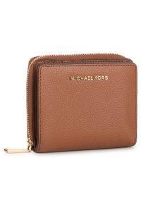 Brązowy portfel Michael Kors
